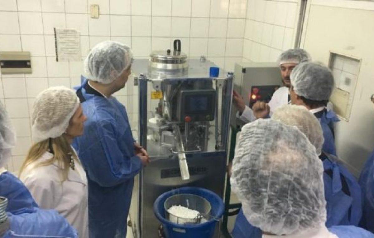 Desde hace 121 años la Municipalidad de Córdoba produce medicamentos