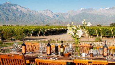 Mendoza, el segundo mejor destino como ciudad gastronómica