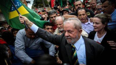 Lula confirma su primer puesto en los sondeos para las presidenciales