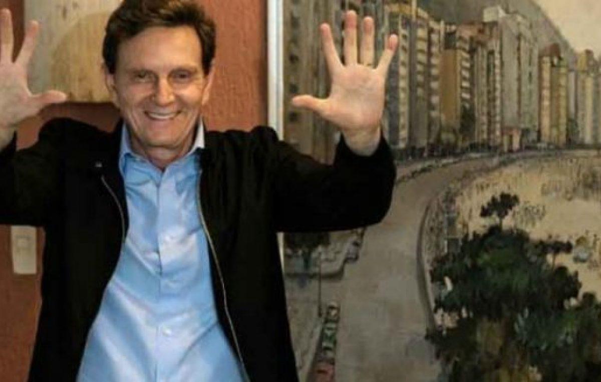 Polémica, alcalde de Río contra desnudos en museos