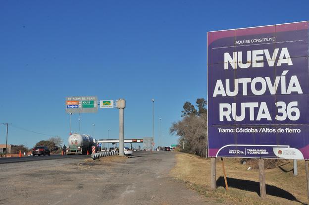 Habilitan toda la autovía Córdoba-Río Cuarto:costó 8.500 millones de pesos