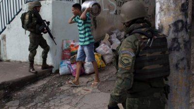 En 2016, Brasil batió su récord de homicidios