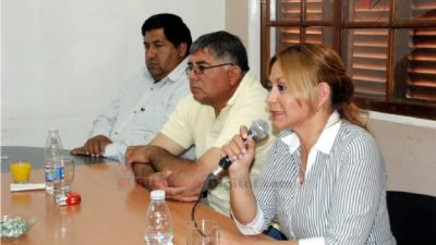 Proyectan recategorizar a más de 500 municipales de Fiambalá