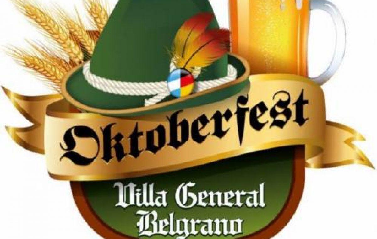 Oktoberfest, Villa General Belgrano del 6 al 16 de octubre.