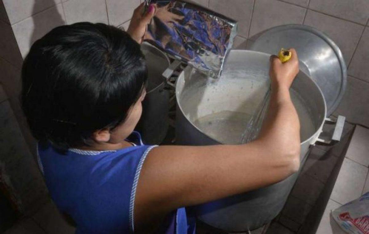 Por año se pierden 16 millones de toneladas de alimentos en el país