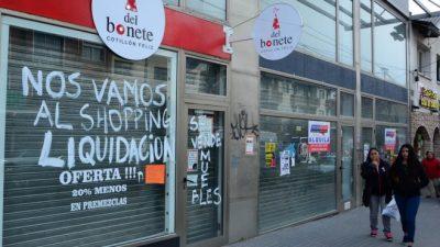 """Comerciantes de Bariloche: """"el turismo no derrama"""""""
