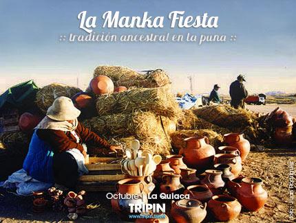 Se viene la Manka Fiesta en La Quiaca, desde el 14 de octubre