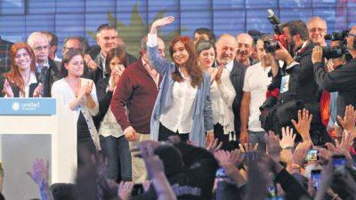 """""""Unidad Ciudadana ha venido para quedarse"""""""