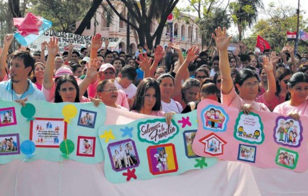 Paraguay quiere diversidad pero no tanta