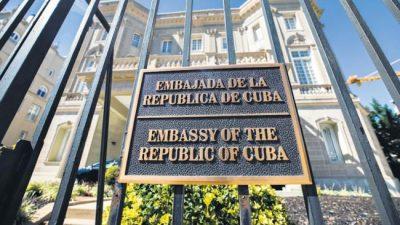 EE.UU. expulsó a 15 diplomáticos cubanos