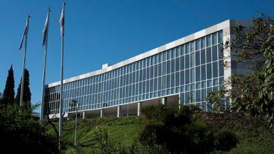 Inauguran formalmente el Centro de Convenciones de Paraná