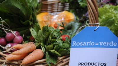 Rosario ya cuenta con su Centro Agroecológico, inaugurado ayer