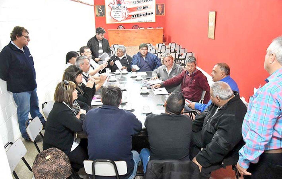"""Villa María: """"Sumar esta cantidad a planta permanente es un logro histórico"""""""