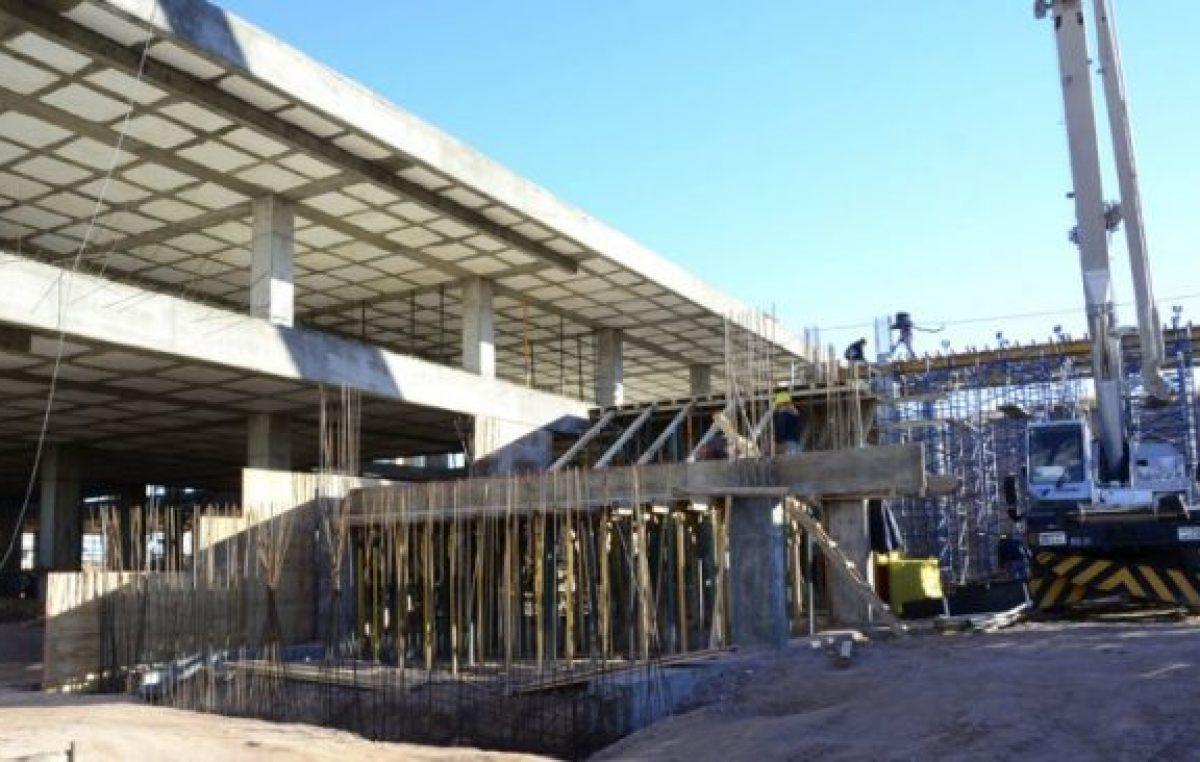Neuquén: Habrá un récord histórico de obra pública en 2018