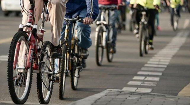 """Santa Fe: Un programa para ir """"Bici-Tando"""" toda la ciudad y sobre dos ruedas"""