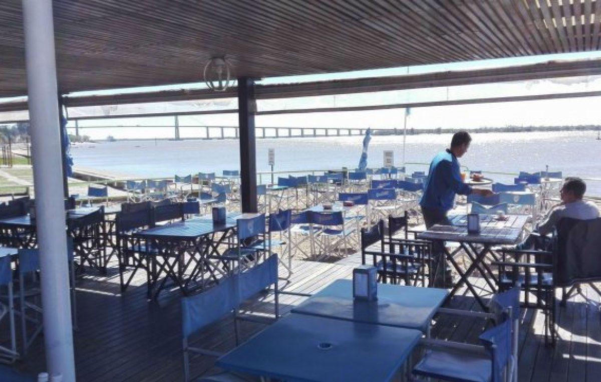 Regularizan los bares de la Rambla Catalunya en Rosario