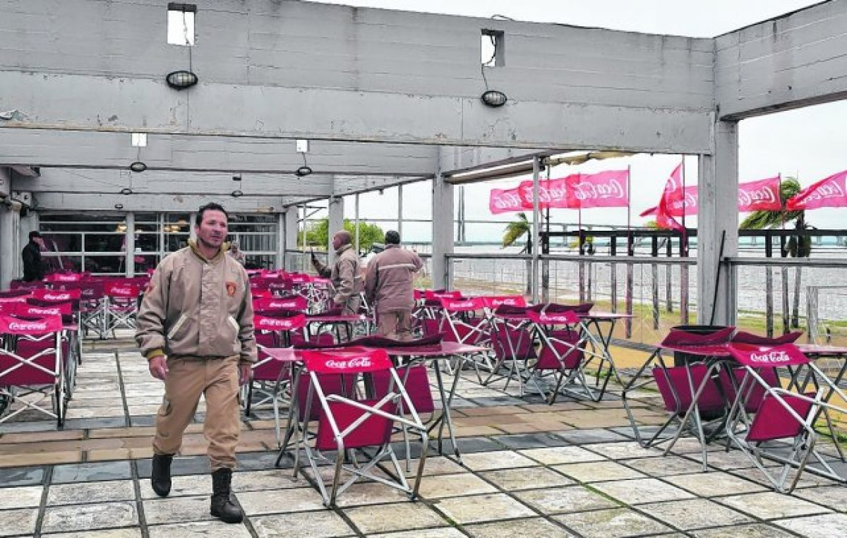 Las concesiones desataron una jornada de furia en el Concejo rosarino