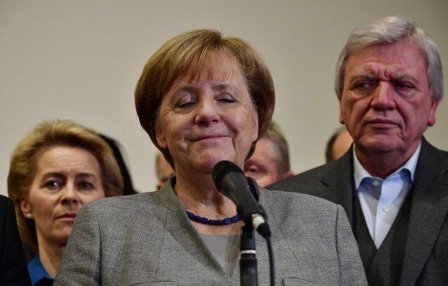 Fracasó en Alemania el diálogo político