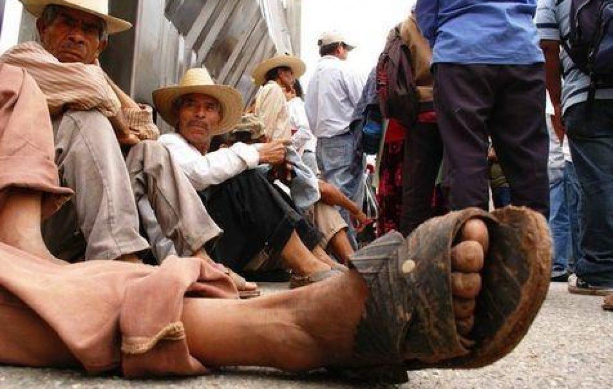 Según CEPAL, en Latinoamérica el 25% sufrió exclusión