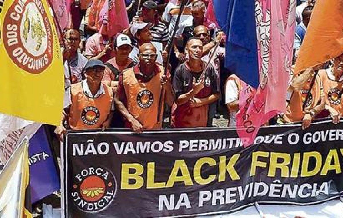 Temer lanza la reforma previsional más retrógrada de la historia de Brasil