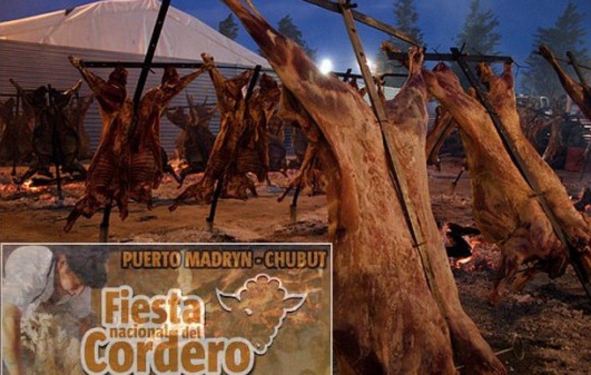 Se abre la tranquera de la Fiesta Nacional del Cordero en Puerto Madryn