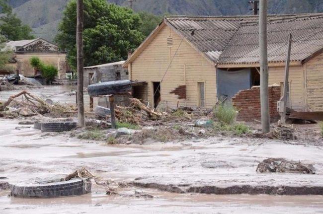 Después de casi 11 meses del alud, se empezarán a reconstruir viviendas en Volcán