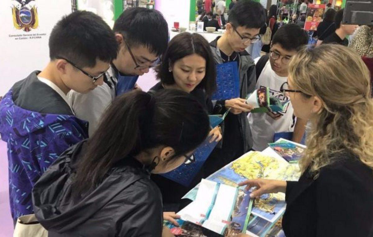 Trelew firmó carta de intención para promover relaciones comerciales y turísticas con China