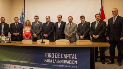Santa Fe: Apertura del Foro de Capital para la Innovación
