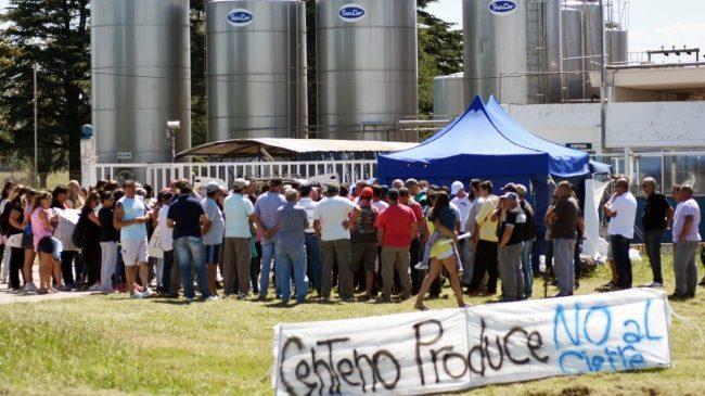 Una láctea bonaerense comprará la planta de Sancor en Centeno