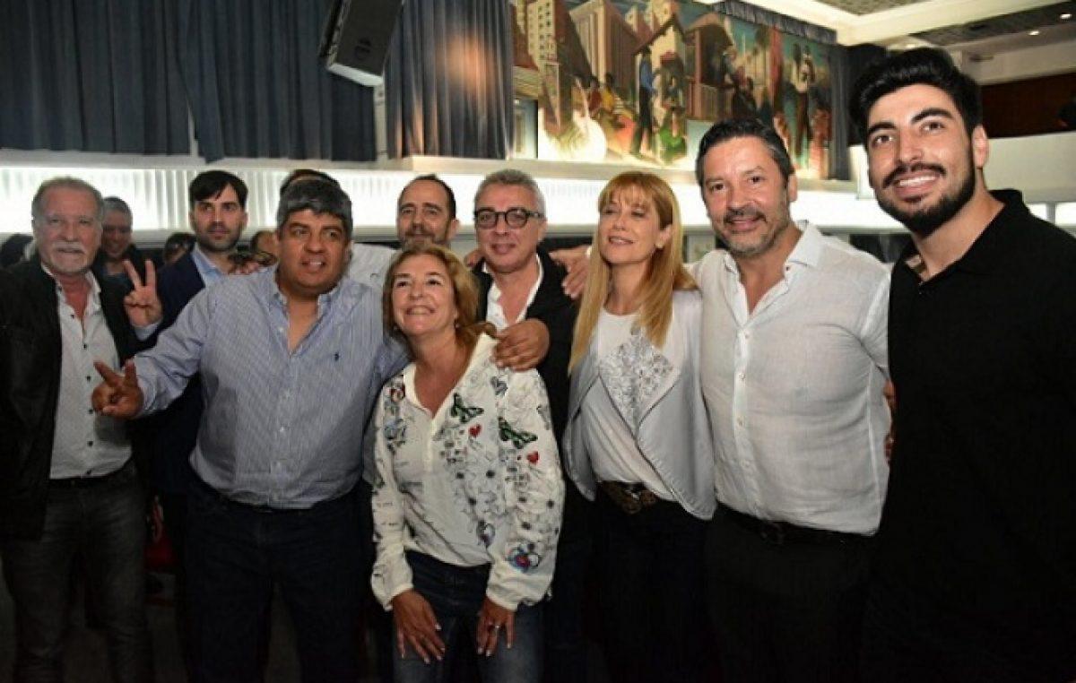 Junto con la CGT, varios intendentes peronistas homenajearon al ex líder sindical, José Ignacio Rucci