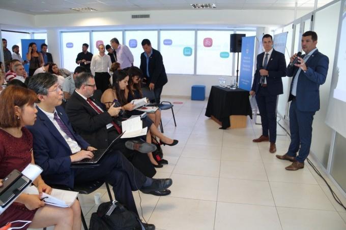 """Avanza la iniciativa de convertir a La Plata en """"Ciudad Inteligente"""" en materia de seguridad, movilidad y catástrofes naturales"""