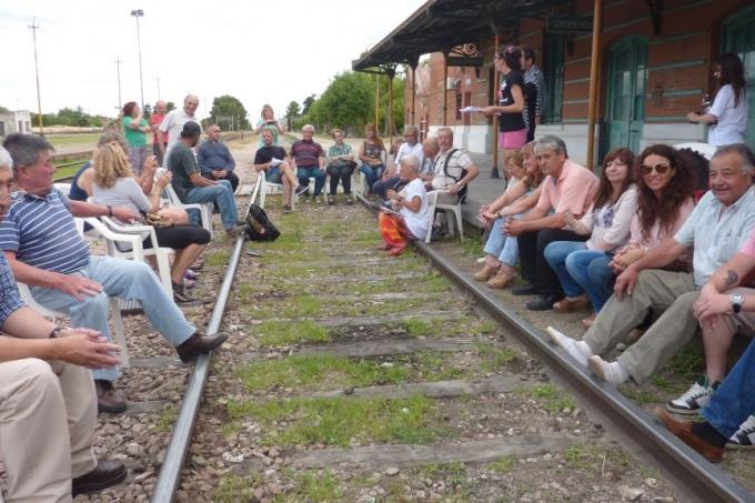 Impulsan una consulta popular sobre la vuelta del tren al interior deBuenos Aires