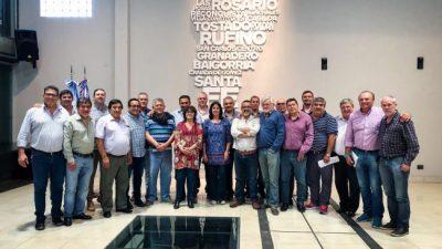 El Movimiento Obrero Santafesino se expresó en defensa de los intereses de los Trabajadores