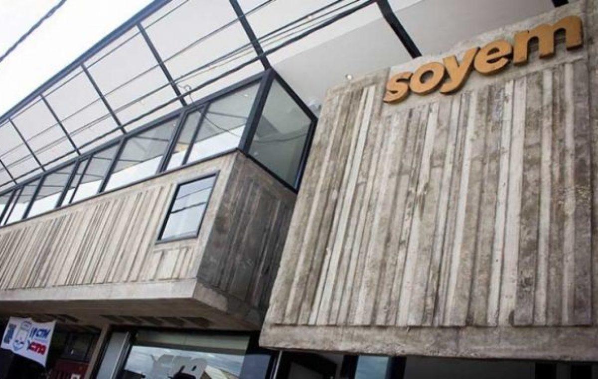 Soyem Bariloche inauguró la renovada sede
