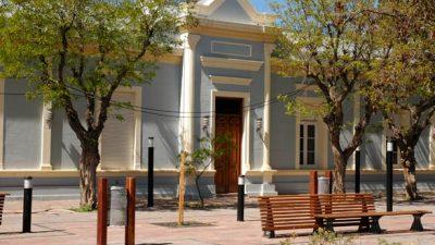Cumbre de Intendentes y Jefes Comunales en la Casa de Gobierno de Chubut