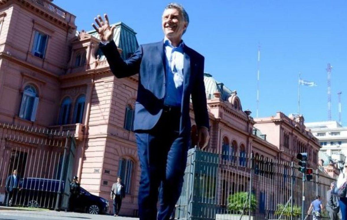 Macri recibe a los gobernadores en Casa Rosada para disciplinarlos al ajuste