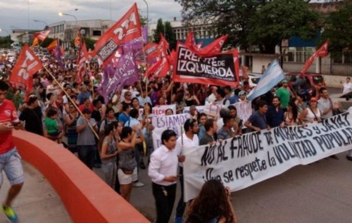 Fraude en Jujuy: la izquierda pidió apertura de urnas y ganó en la tierra de Blaquier