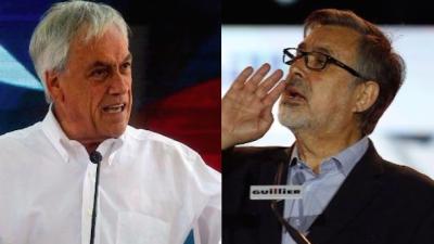 Elecciones en Chile: Piñera ganó la primera vuelta pero con muy escaso margen