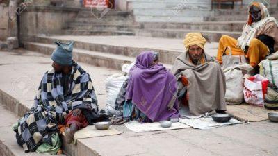 India encierra a miles de indigentes por la visita de Ivanka Trump