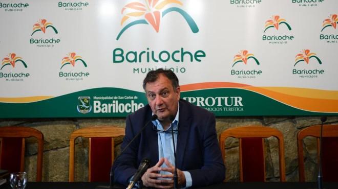 El intendente de Barilochepide otro ATN para pagar salarios y aguinaldos