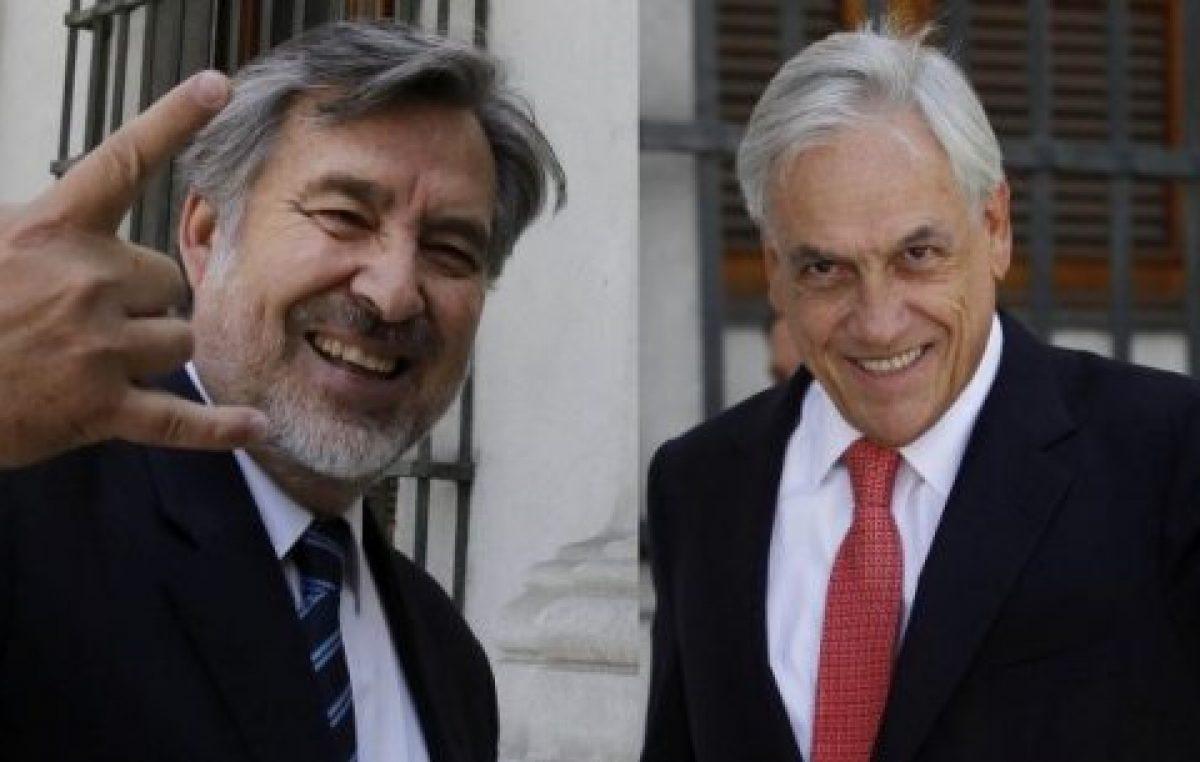 """Piñera compara a Guillier con Maduro y apunta a que Chile se convertirá """"en otra Venezuela"""""""