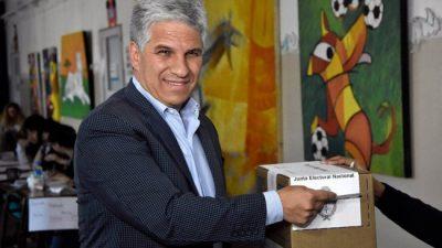 Votos en San Luis