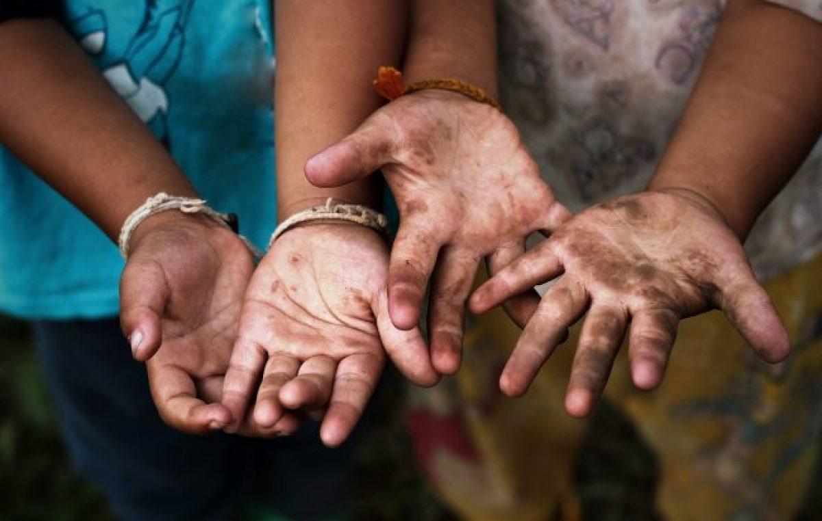 El trabajo infantil se extiende a casi el 10 por ciento de los niños de nuestro país