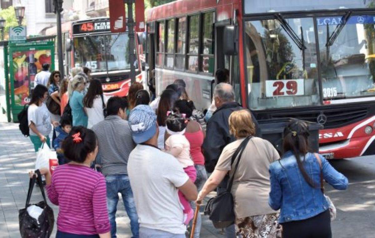 """Córdoba: Proponen un """"Ersep municipal"""", controlado por el poder político"""