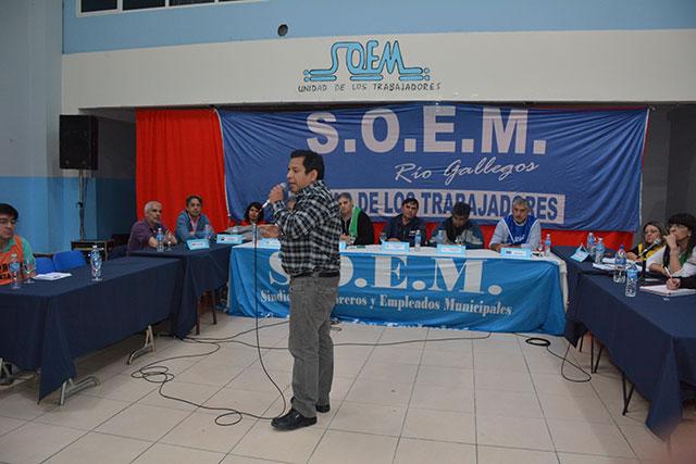 La Mesa de Unidad Sindicalde Santa Cruz busca debatir las reformas con senadores y diputados
