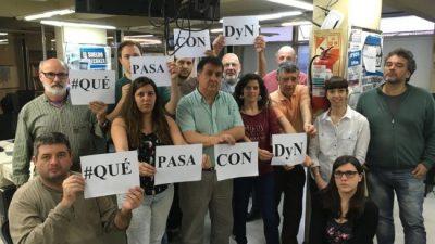 Cierran la agencia DyN. Más de 100 despidos