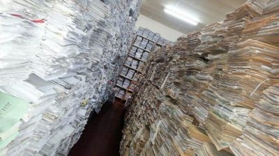 La Municipalidad de Córdoba digitaliza sus documentos y se desprende del papel