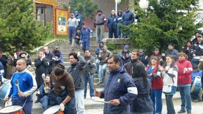 Reunión entre SOEM Río Turbio y municipio