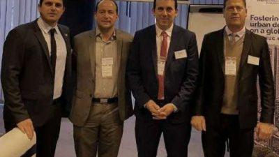Godoy Cruz en cumbre del cambio climático