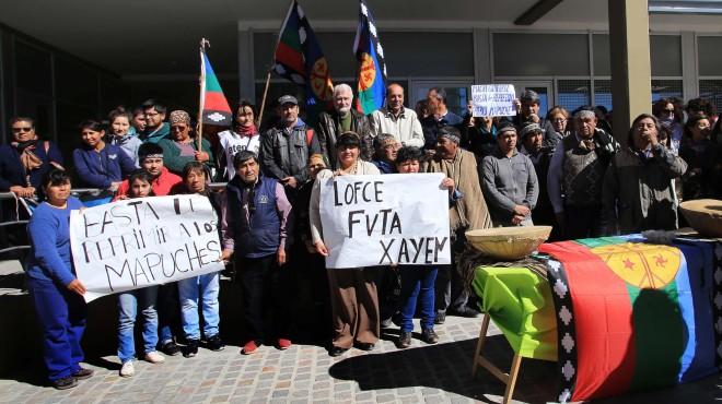 Hay 22 comunidades mapuches que quedaron en la lista de espera en Neuquén